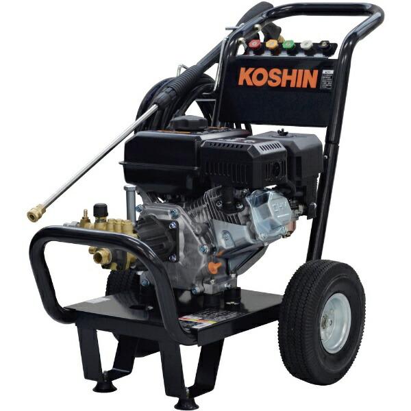 工進KOSHIN工進エンジン式高圧洗浄機JCE−1408UDX【メーカー直送・代金引換不可・時間指定・返品不可】