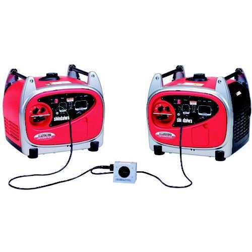 やまびこYAMABIKO新ダイワ防音型インバーター発電機2.0kVAIEG2000M−Y【メーカー直送・代金引換不可・時間指定・返品不可】