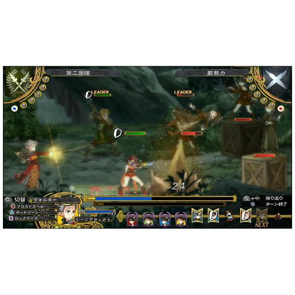 スパイクチュンソフトSpikeChunsoftグランキングダム【PSVitaゲームソフト】【game0704】