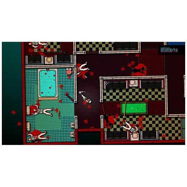 スパイクチュンソフトSpikeChunsoftホットラインマイアミCollectedEdition【PSVitaゲームソフト】