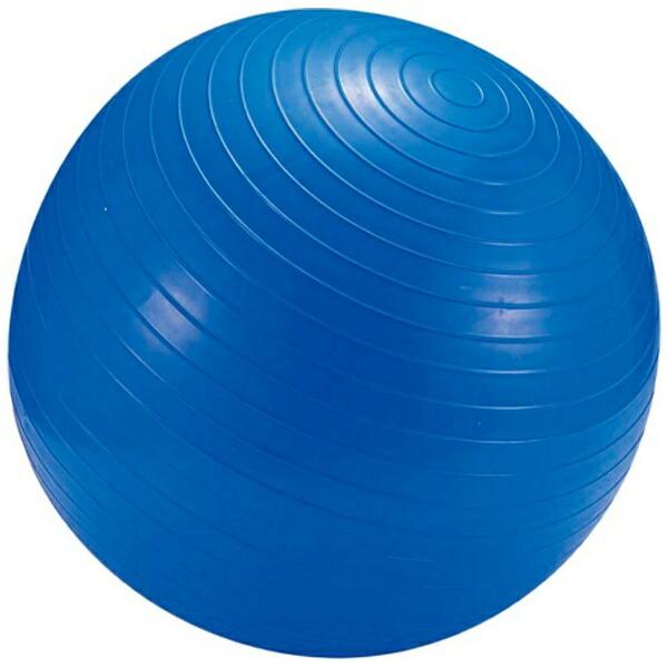 キャプテンスタッグCAPTAINSTAGフィットネスボール65cm〈ポンプ付〉(ブルー)MH6954