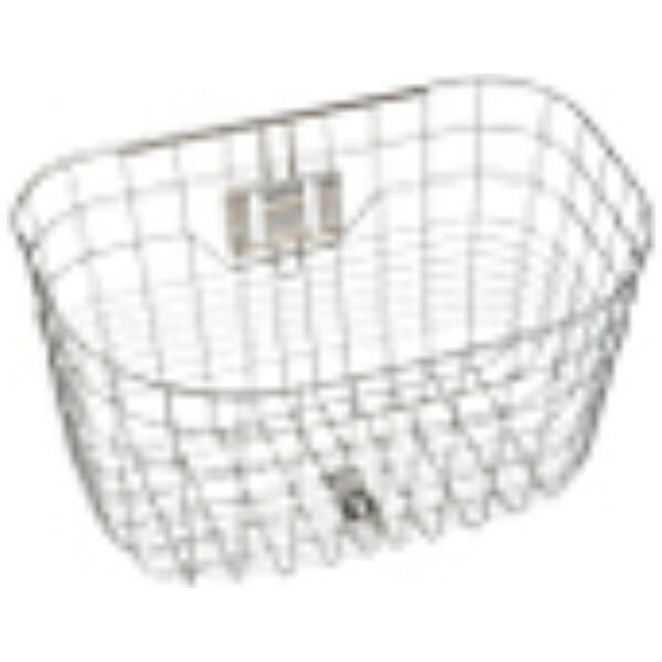 ブリヂストンBRIDGESTONEオーバル大型バスケット(ステンレス)06LCDS(F761291SU)[06LCDSSU]