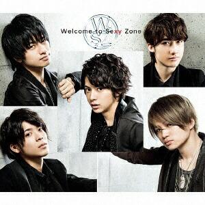 ポニーキャニオンPONYCANYONSexyZone/WelcometoSexyZone初回生産限定デラックス盤【CD】