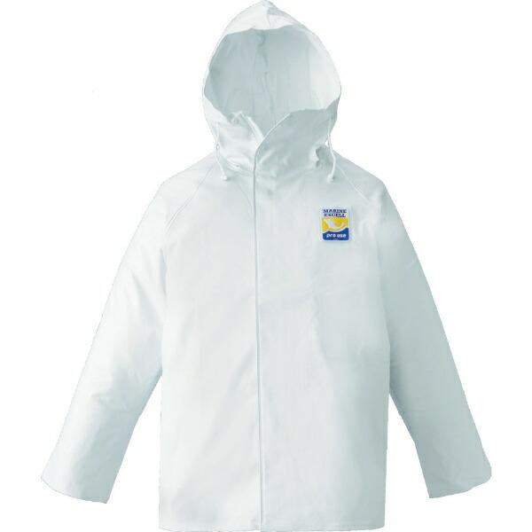 ロゴスLOGOSマリンエクセルパーカーホワイトM12030613
