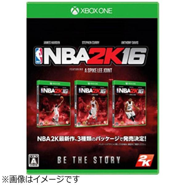 テイクツー・インタラクティブTake-TwoInteractiveNBA2K16【XboxOneゲームソフト】[NBA2K16]
