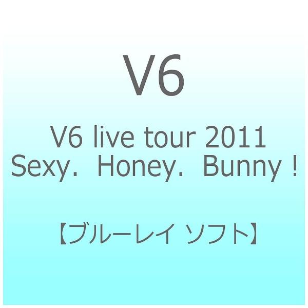 エイベックス・ピクチャーズavexpicturesV6/V6livetour2011Sexy.Honey.Bunny!【ブルーレイソフト】【代金引換配送不可】