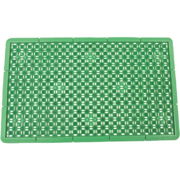 山崎産業泥っぷマット(♯6)緑F1856G