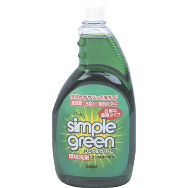 ムラテックKDSMURATEC-KDSシンプルグリーン1L詰替ボトルSGN1L