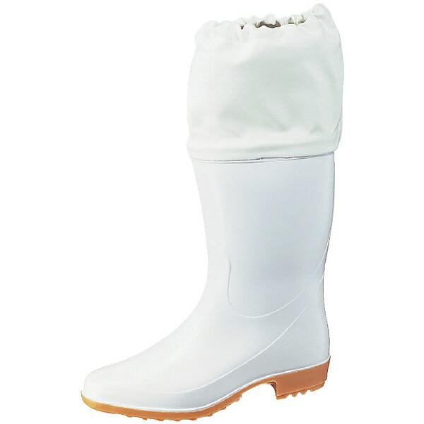 アキレスAchillesホワイトカバー付衛生長靴白23.0cmTSM9550W23.0