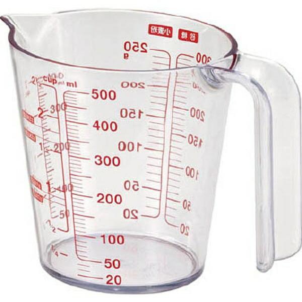 アスベルASVEL耐熱計量カップO-500500ml2323