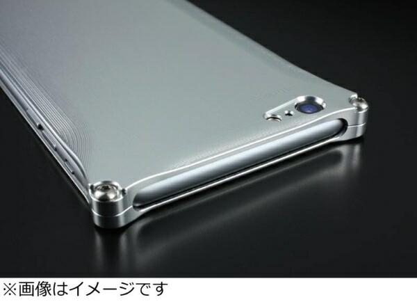 GILDdesignギルドデザインiPhone6sPlus/6Plus用ソリッドシルバー41444GI-250S