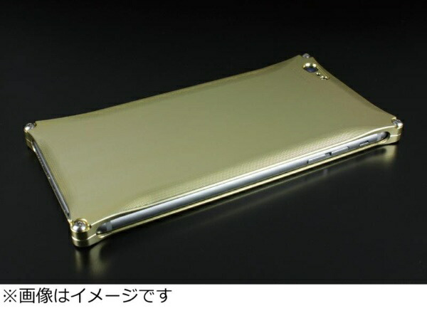 GILDdesignギルドデザインiPhone6sPlus/6Plus用ソリッドシャンパンゴールド41445GI-250CG