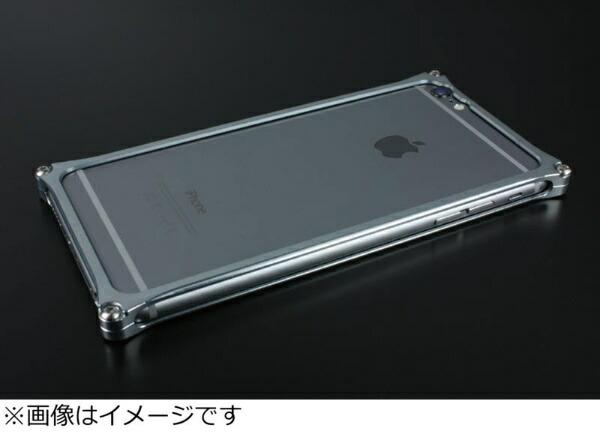 GILDdesignギルドデザインiPhone6sPlus/6Plus用ソリッドバンパーグレー41462GI-252GR