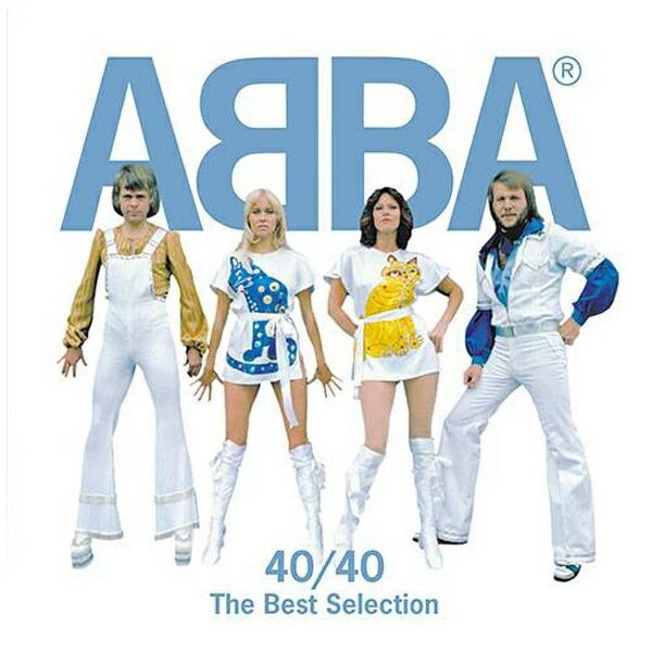 ユニバーサルミュージックABBA/ABBA40/40〜ベスト・セレクション【CD】
