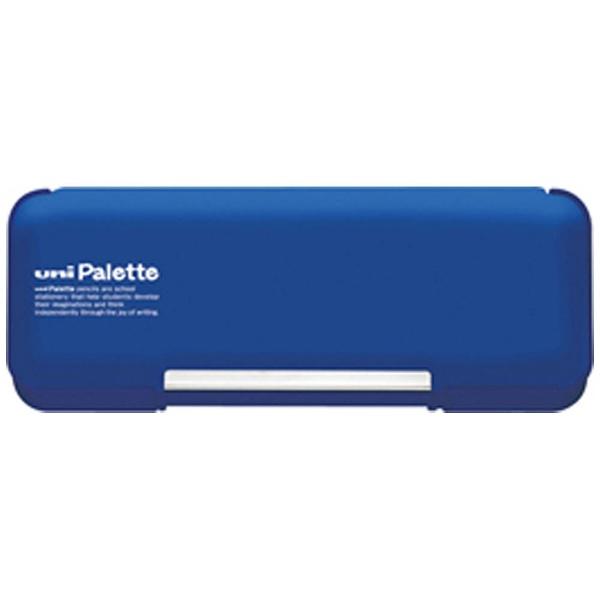 三菱鉛筆MITSUBISHIPENCIL[ペンケース]ユニパレット両開きふでばこ青P-1000BT300