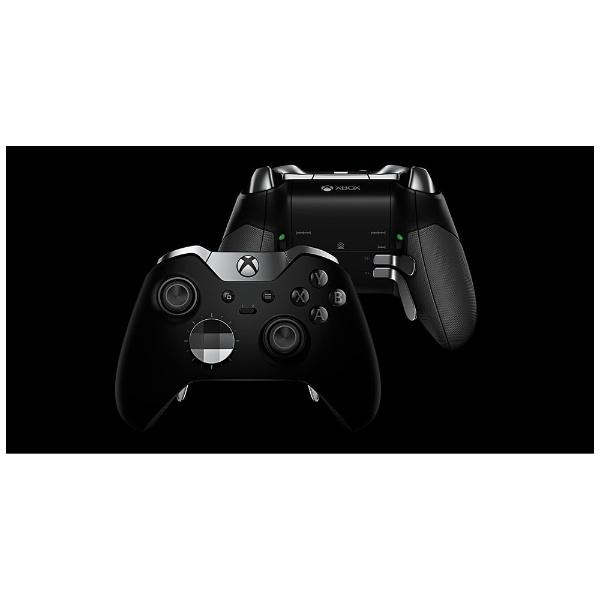 マイクロソフトMicrosoft【純正】XboxEliteワイヤレスコントローラー【XboxOne】[XBOXELITE]