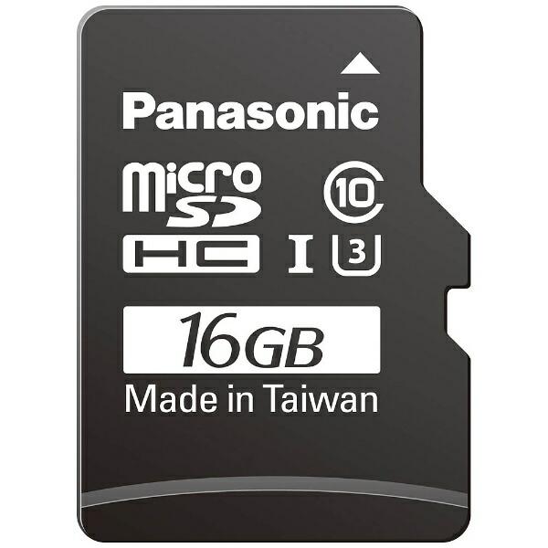 パナソニックPanasonicmicroSDHCカードSMGBシリーズRP-SMGB16GJK[16GB/Class10][RPSMGB16GJK]