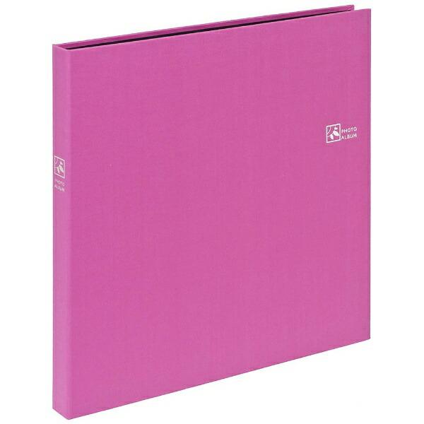 ナカバヤシNakabayashiセラピーカラー6面ポケットアルバム(Lサイズ240枚収納/ハッピーピンク)TCPK-6L-240HP[TCPK6L240HP]