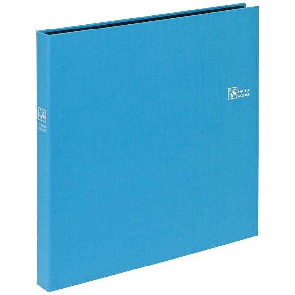 ナカバヤシNakabayashiセラピーカラー6面ポケットアルバム(Lサイズ240枚収納/ピュアブルー)TCPK-6L-240PB[TCPK6L240PB]
