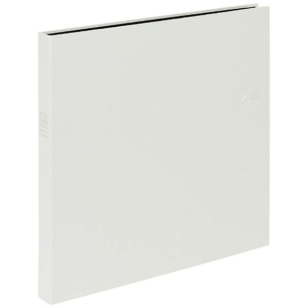 ナカバヤシNakabayashiセラピーカラー6面ポケットアルバム(Lサイズ240枚収納/プレーンホワイト)TCPK-6L-240PW[TCPK6L240PW]