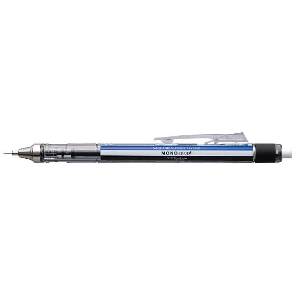 トンボ鉛筆Tombow[シャープペン]モノ消しゴム搭載シャープペンシルモノグラフスタンダード(芯径:0.5mm)SH-MG