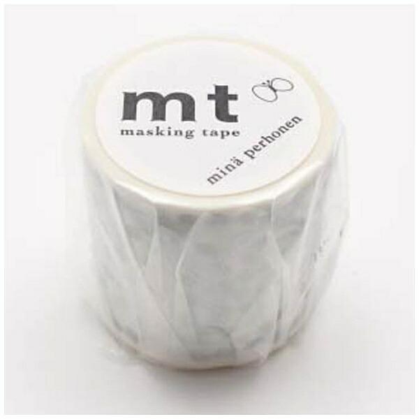 カモ井加工紙KAMOImtマスキングテープ×ミナペルホネンtambourinegrande・silverMTMINA31