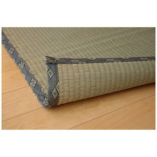 イケヒコIKEHIKOラグい草糸引織「湯沢」(170×255cm/ナチュラル)