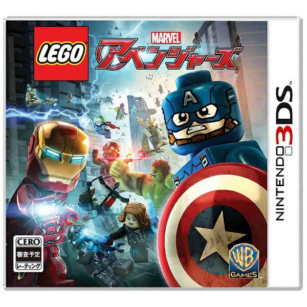 ワーナーブラザースジャパンWarnerBros.LEGO(R)マーベルアベンジャーズ【3DSゲームソフト】