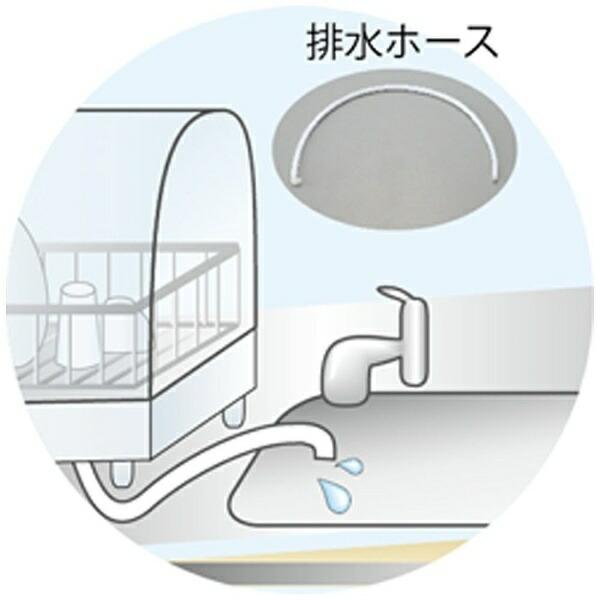 象印マホービンZOJIRUSHI食器乾燥機ステンレスグレーEY-SB60[6人用][EYSB60]