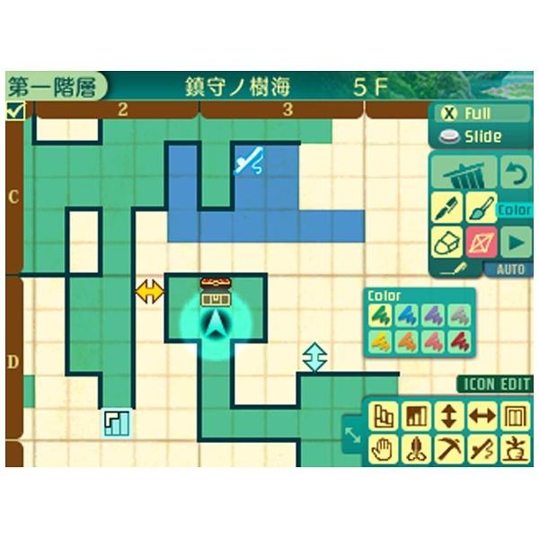 アトラス世界樹の迷宮V長き神話の果て通常版【3DSゲームソフト】