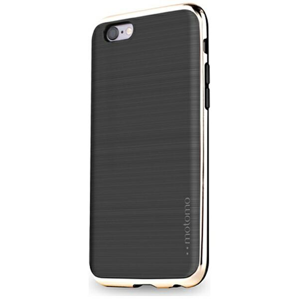 UIユーアイiPhone6s/6用INOLINEINFINITYSTONEBLACKクロームゴールドINO-SBCG[INOSBCG]