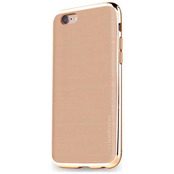 UIユーアイiPhone6s/6用INOLINEINFINITYWARMBEIGEクロームゴールドINF-BCG[INFBCG]