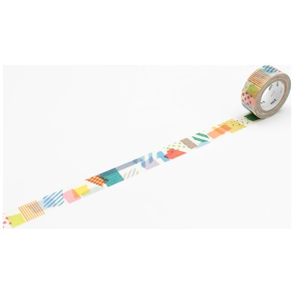 カモ井加工紙KAMOImtforkidsマスキングテープ(手作りテープ・ぺたぺた)MT01KID020