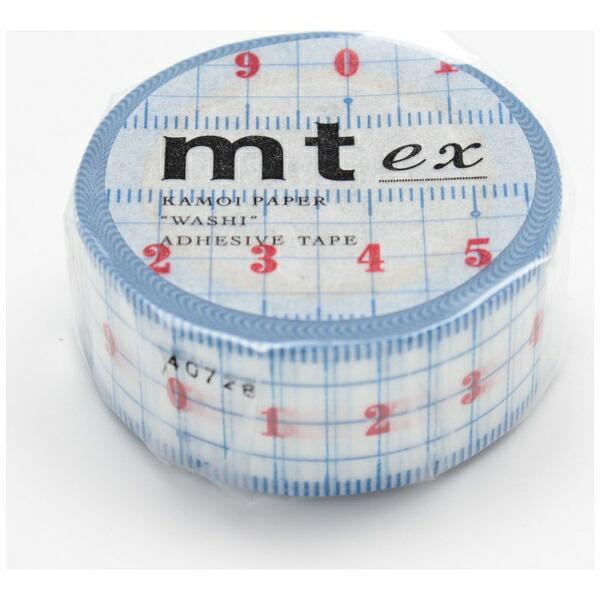 カモ井加工紙KAMOImtexマスキングテープ(定規)MTEX1P96