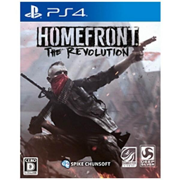 スパイクチュンソフトSpikeChunsoftHOMEFRONTtheRevolution【PS4ゲームソフト】【代金引換配送不可】