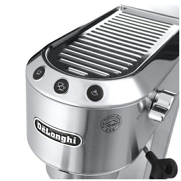 デロンギDelonghiEC680Mカプセル式エスプレッソマシンデディカメタルシルバー[コーヒーメーカーEC680M]