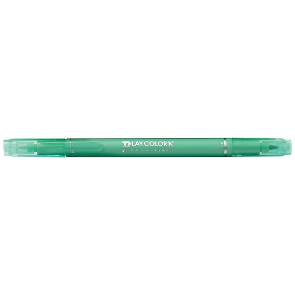 トンボ鉛筆Tombow[サインペン]プレイカラーKミントグリーンWS-PK86