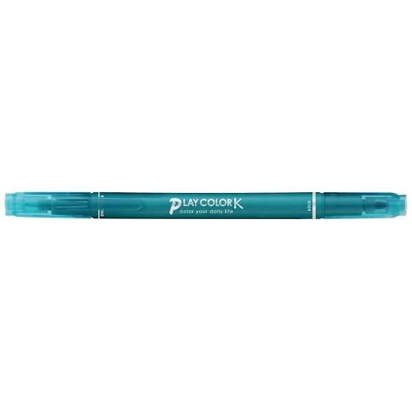 トンボ鉛筆Tombow[サインペン]プレイカラーKエメラルドグリーンWS-PK85