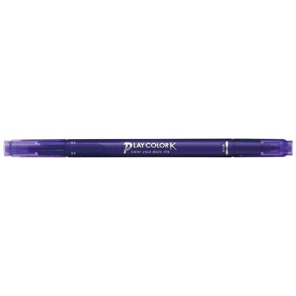 トンボ鉛筆Tombow[サインペン]プレイカラーKグレープWS-PK82