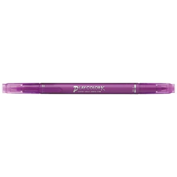 トンボ鉛筆Tombow[サインペン]プレイカラーKラズベリーWS-PK81