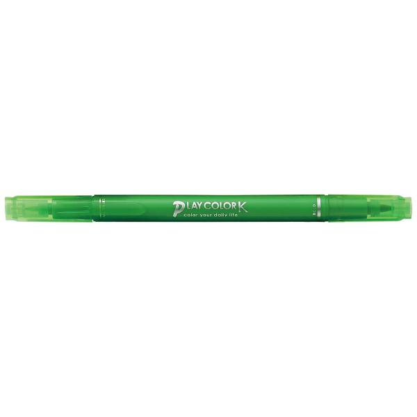 トンボ鉛筆Tombow[サインペン]プレイカラーKきみどりWS-PK06