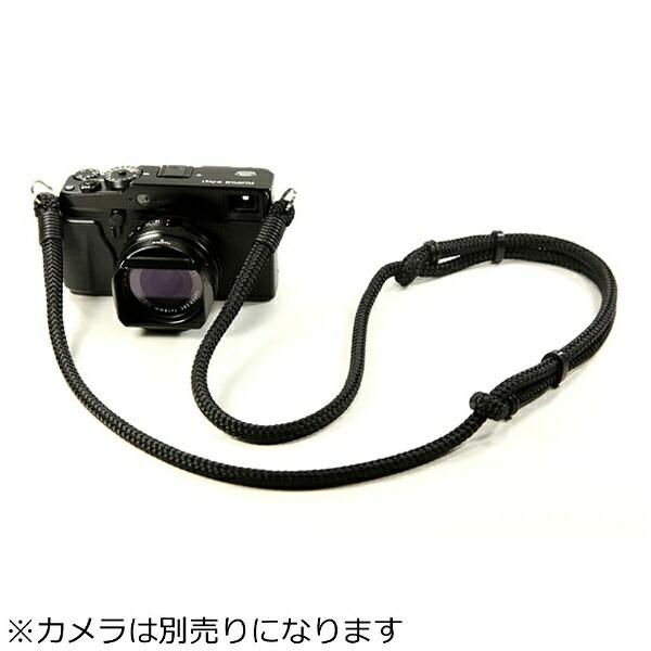LanceCameraStrapsランスカメラストラップアジャスタブルネックストラップ(ブラック)ANS-BKR[ANSBKR]