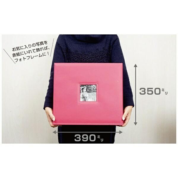 万丈VANJOHメガアルバムアツイオモイ1200EX(ピンク)AO-1200PK[AO1200PK]