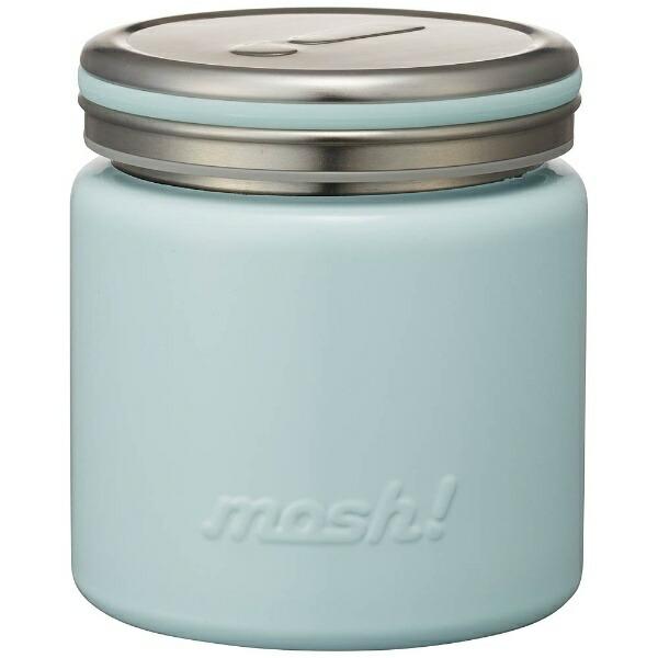 ドウシシャDOSHISHAフードポット「mosh!」(容量300ml)DMFP300-TUターコイズ[DMFP300]
