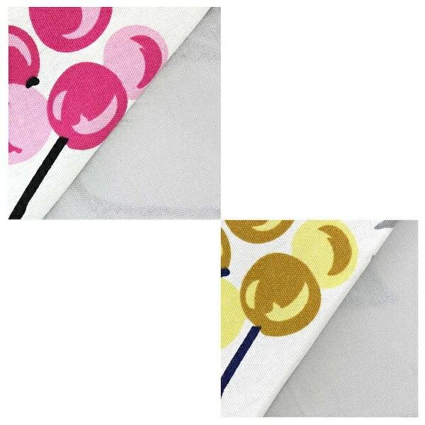 小栗OGURI【まくらカバー】カラント標準サイズ(綿100%/43×63cm/イエロー)