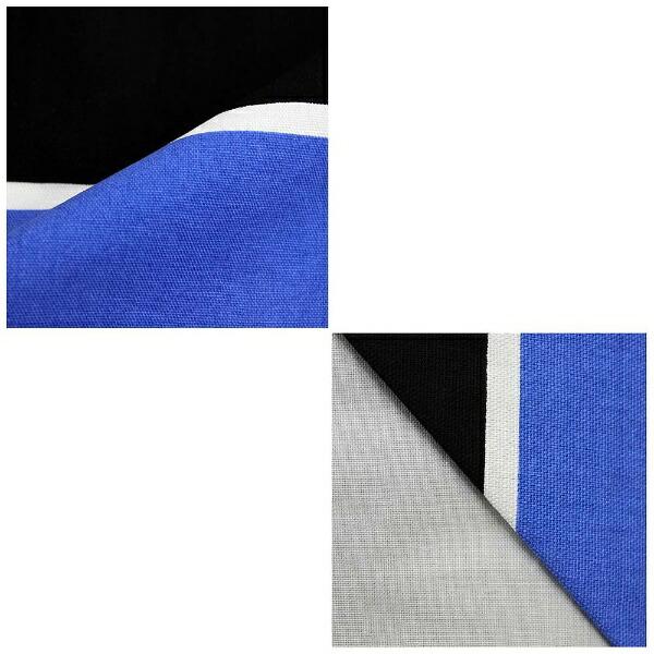 小栗OGURI【まくらカバー】スマート標準サイズ(綿100%/43×63cm/ネイビー)