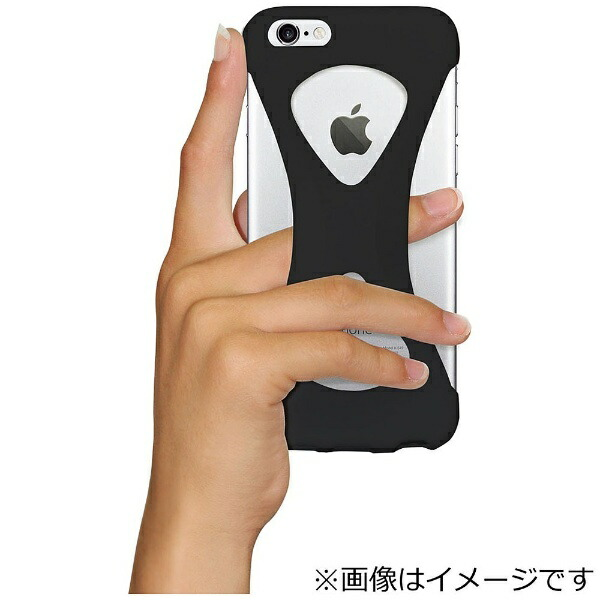 ECBBイーシービービーiPhone6sPlus/6Plus用PalmoブラックPALMO6PB