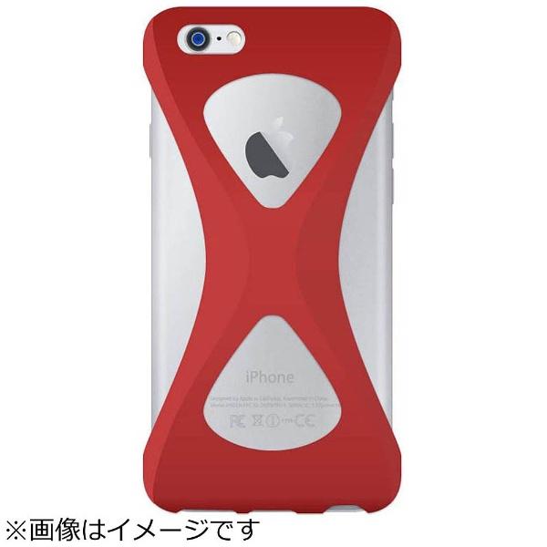 ECBBイーシービービーiPhone6sPlus/6Plus用PalmoレッドPALMO6PR