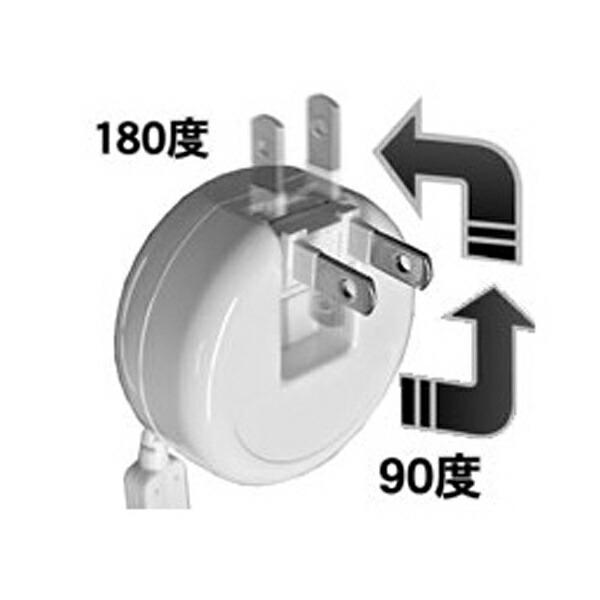 樫村KASHIMURAAC充電器Lightning0.6mホワイトKL-24