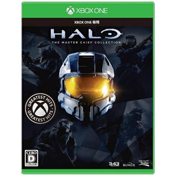 マイクロソフトMicrosoftHalo:TheMasterChiefCollectionGreatestHits【XboxOneゲームソフト】